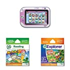 LeapFrog LeapPad Ultra XDI Pink and Ultra eBooks Bundle