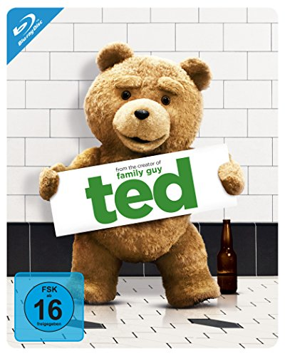 Ted - Steelbook [Blu-ray] [Limited Edition]