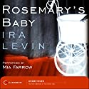 Rosemary's Baby Audiobook by Ira Levin Narrated by Mia Farrow