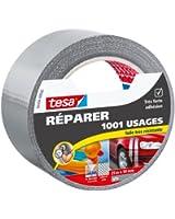 Tesa 56494-00000-00 Réparer 1001 Usages Toile très résistante 25 m x 50 mm