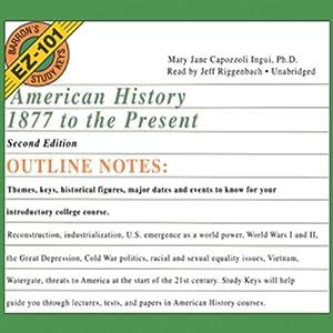 Barron's EZ-101 Study Keys Audiobook