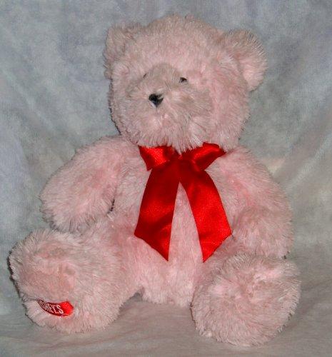 Hershey 12 inch Pink Teddy Bear Plush by Galerie