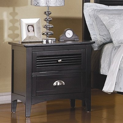 Two Tone Nightstand front-691856