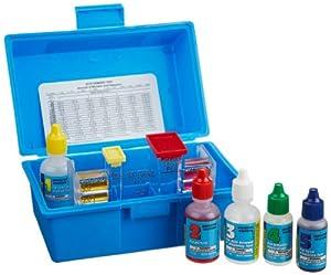 Poolmaster 22281 5 in 1 oto deluxe test kit swimming pool liquid test kits for Swimming pool test kits amazon