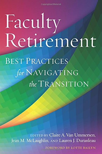 Faculty Retirement: Best Practices for Navigating the Transition PDF