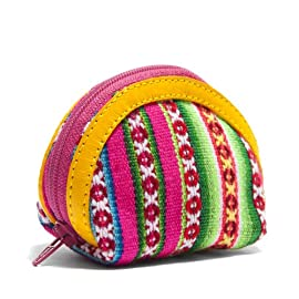 Peruvian Change Purse