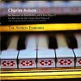 Trio Sonatas Op. 1 / Keyboard