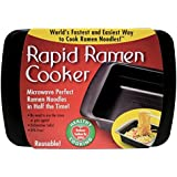 Rapid Ramen Cooker - Microwave Instant Ramen Noodles in 3 Minutes