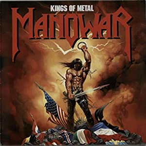Kings of metal (1988) [Vinyl LP]