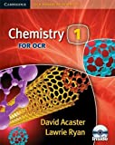 img - for Chemistry 1 for OCR with CD-ROM (Cambridge OCR Advanced Sciences) book / textbook / text book