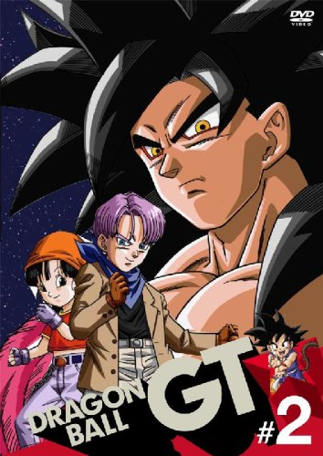 DRAGON BALL GT2鶴ひろみ
