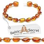 Baltic Amber Bracelet Anklet / 50% Ri...