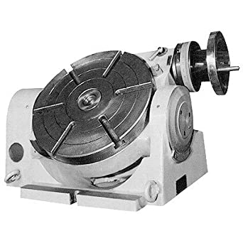 10 inch tilting rotary table industrial