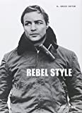 img - for Rebel Style: Cinematic Heros of the 1950s (Memoirs) book / textbook / text book