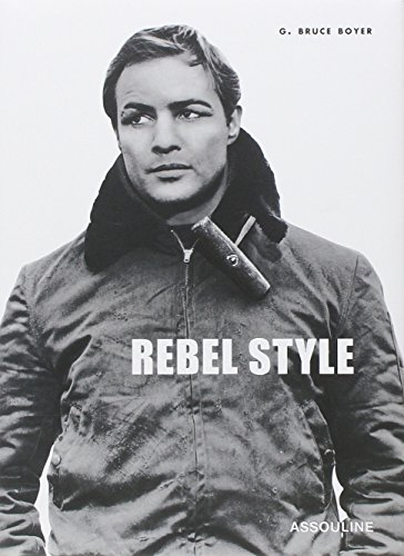 Rebel Style: Cinematic Heros of the 1950s (Memoirs)