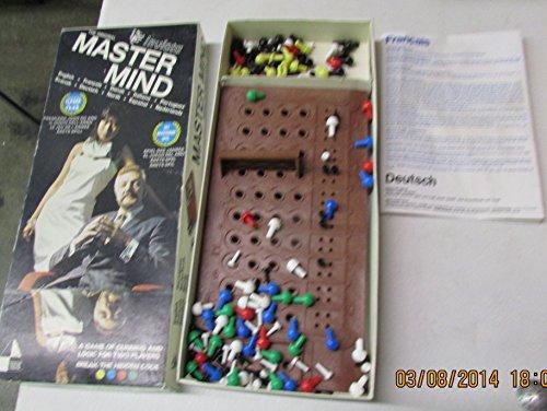 Original Master Mind Game by Invicta- Vintage 1972 - 1