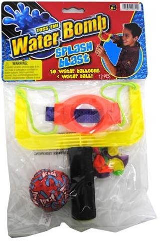 Water Bomb Splash Blast