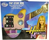 Hannah Montana Design Your Own Wig Combo Set with Wig, 1-Piece Snap Extensions and Decorating Accessories