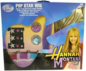 Hannah Montana Design Your Own Wig Combo Set