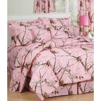 Pink Realtree Bedding 9770 front