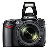 Nikon-D90-123MP-Digital-SLR-Camera-Black-with-AF-S-18-105mm-VR-Lens-and-AF-S-DX-VR-Zoom-NIKKOR-55-200mm-f4-56G-IF-ED-Twin-Lens-4GB-Card-Camera-Bag