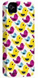 Case-Mate Barely There Tad Carpenter Designer Case for Apple iPhone 4/4S - Ducks