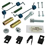 ACDelco 18K1618 Professional Durastop Rear Brake Shoe Hold Down Spring Kit