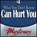 What You Don't Know Can Hurt You Audiobook by John Lutz Narrated by Jerry Orbach