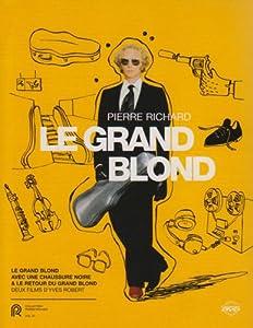 Le Grand blond avec une chaussure noire + Le retour du grand blond