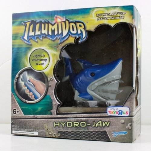 Illumivor Radio Control Mini Vehicle - Hydro Jaw - 1