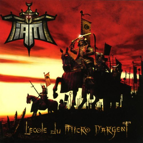 IAM-Lecole Du Micro Dargent-FR-Reissue Limited Edition-4CD-FLAC-2013-Mrflac Download