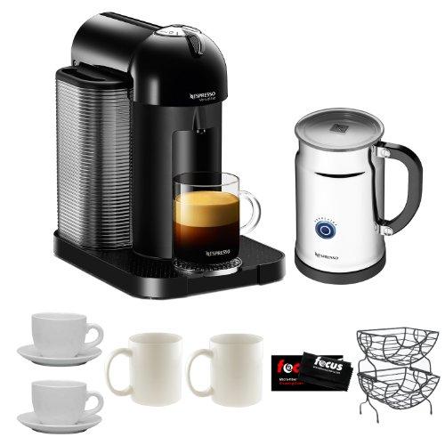 Nespresso VertuoLine AGCA1USBKNE Espresso Machine