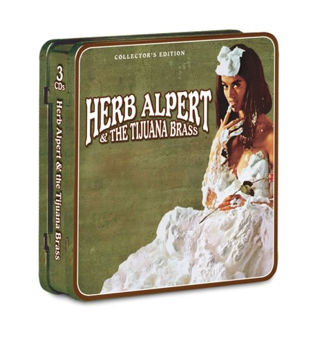Collector's Edition Herb Alpert Music in Superherouniverse.com's Comic ...