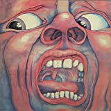 In the Court of the Crimson King [An Observation By King Crimson] (UK Island pink rim label vinyl LP)