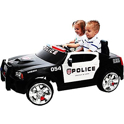 Amazon.com : KIDS RIDE ON ELECTRIC BATTERY OPERATED DODGE ...