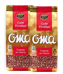 Cafe Grano Oma Colombian Coffee Oma Beans by Oma Coombia