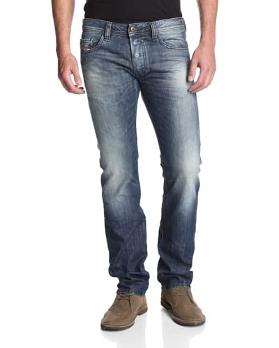 Diesel Men's Slim Fit Safado Jeans