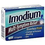 Imodium Multi-Symptom Relief, Caplets, 12 caplets