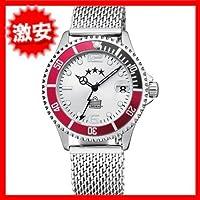 腕時計 アクアスター×アドミラル レディースモデル AQAD201L-SVB 国内正規品