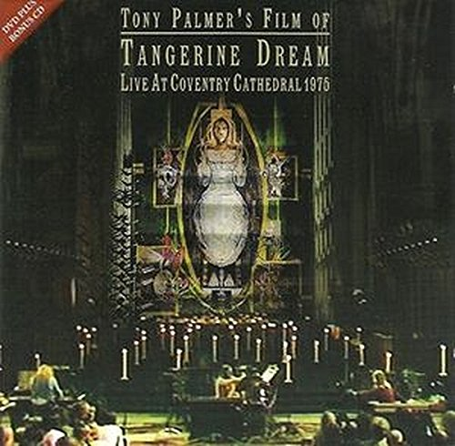 Tangerine Dream - Live At Coventry Cathedral (dvd+cd)