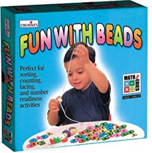 Creative Educational Aids 674 Fun with Beads