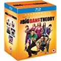 The Big Bang Theory Complete Season 1-5 Blu Ray