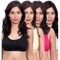 Selfcare Set Of 4 Women's Sports Bra