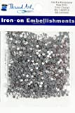 SS12 Crystal Hot Fix Rhinestones 10 Gross (1440 stones/pkg)