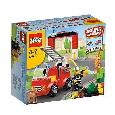 Lego Steine & Co. 10661 - Bausteine Feuerwehr