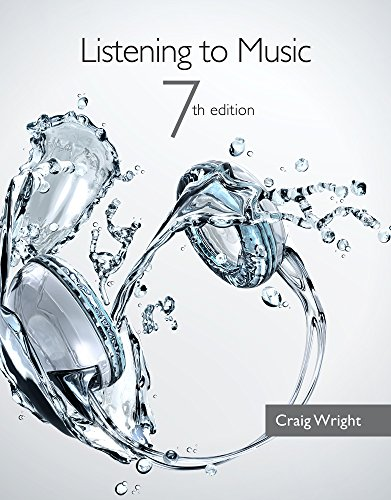 Listening to Music (with Introduction to Listening CD)