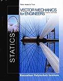 Vector Mechanics for Engineers: Statics (Rensselaer Polytechnic Institute) (0077775627) by Ferdinand P. Beer