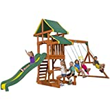 Backyard Discovery Tucson All Cedar Wood Playset