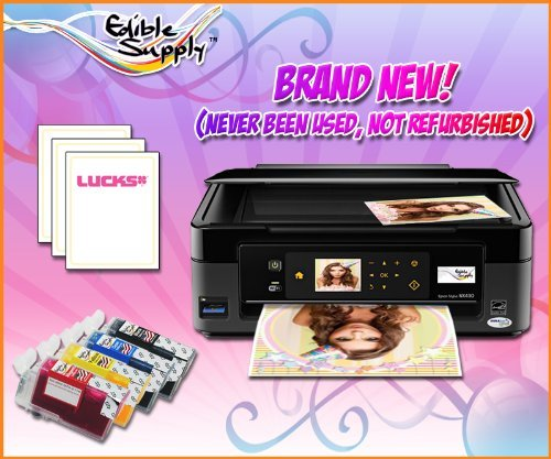Edible Supply Wireless Epson Edible Images Cake Printer