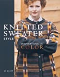 Knitted Sweater Style (1561581895) by Sharp, Jo
